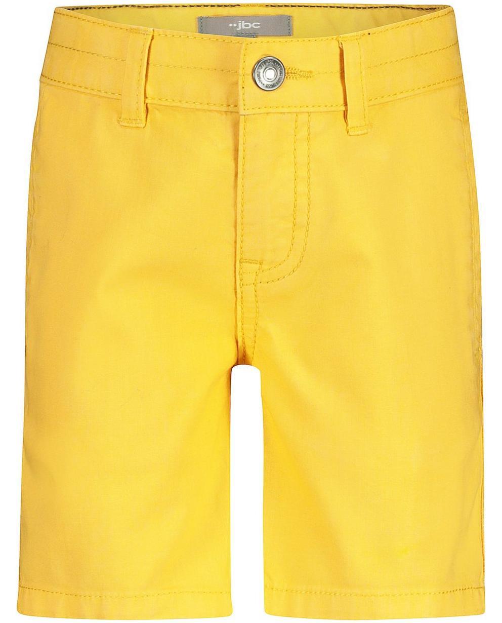 Shorts - Ockergelb - Shorts mit Streifen, 2-7 Jahre